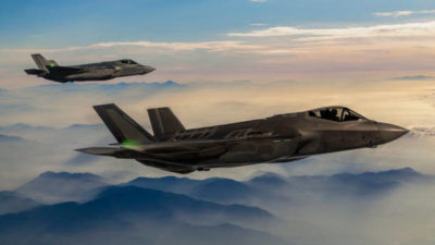 WBD Awarded Blanket Purchase Agreement with F-35 Joint Program Office