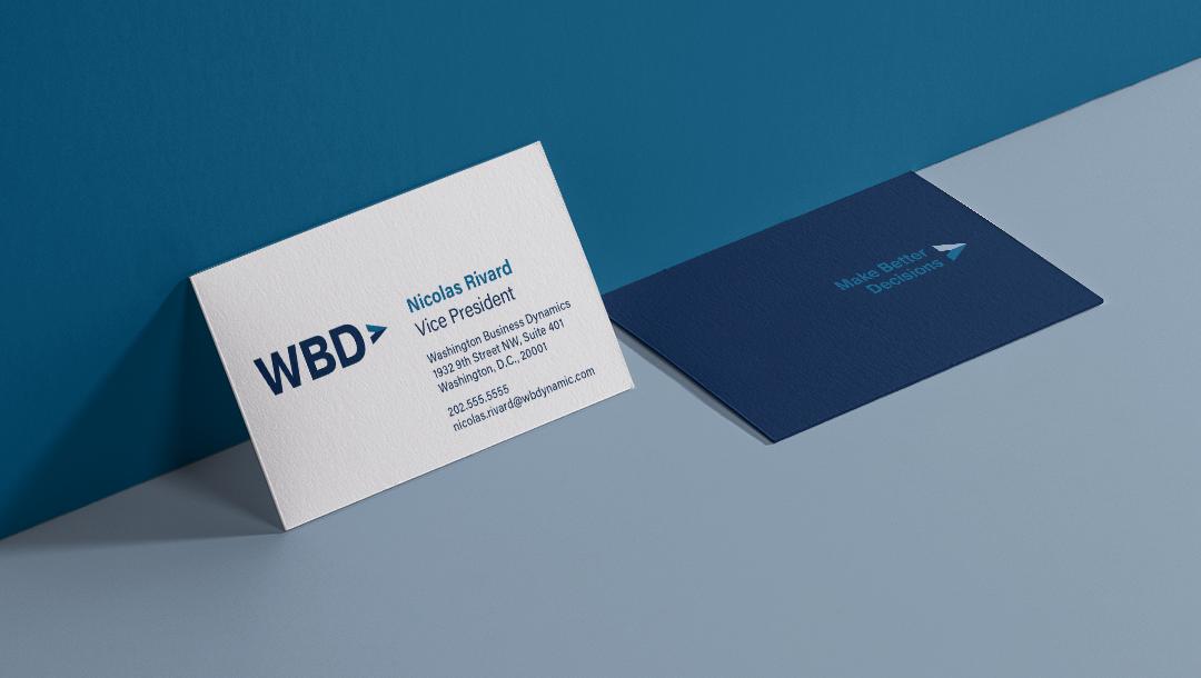 New Branding for Washington Business Dynamics