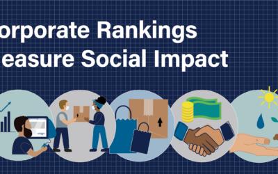 Corporate Rankings Measure Social Impact