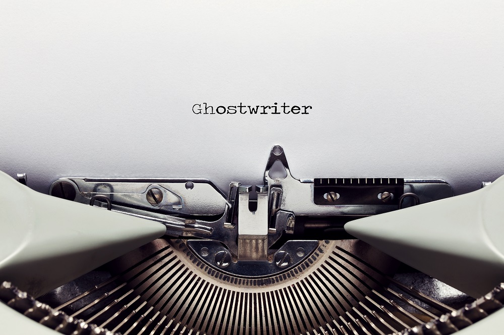 The Art of Ghostwriting
