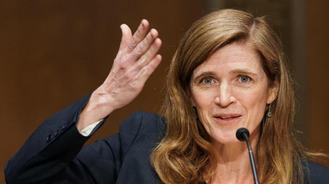 Senate Confirms Samantha Power as USAID Administrator